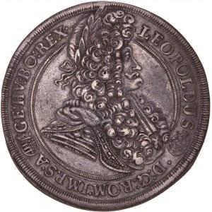 House of Habsburg - Leopold I. (1657-1705) Thaler 1696
