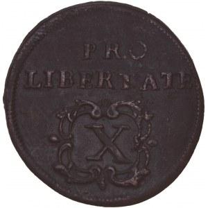 Hungary - Rakoczi War of Independence - Franz II. Rakoczi (1703-1711) X Poltura / 10 Poltura 1705