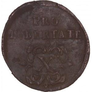 Hungary - Rakoczi War of Independence - Franz II. Rakoczi (1703-1711) X Poltura / 10 Poltura 1706 CM