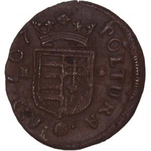 Hungary - Rakoczi War of Independence - Franz II. Rakoczi (1703-1711) Poltura 1707 KB
