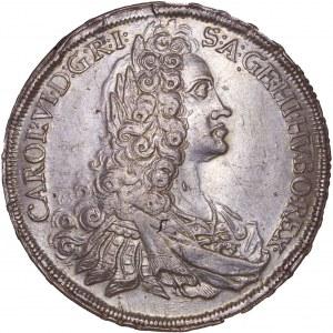 House of Habsburg - Karl VI. (1711-1740) Thaler / Taler 1728
