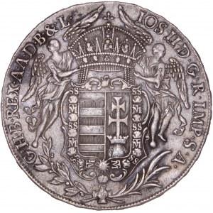 House of Habsburg - Joseph II. (1780-1790) Thaler / Taler 1783 B