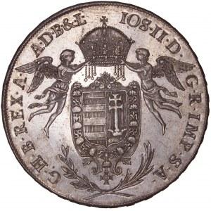 House of Habsburg - Joseph II. (1780-1790) Thaler / Taler 1786 B