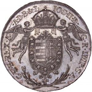 House of Habsburg - Joseph II. (1780-1790) ½ Thaler / Taler 1790 A