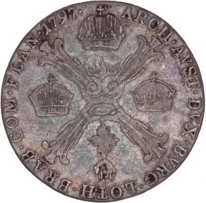 House of Habsburg - Franz I. (1792 -1835) 1/4 Thaler / Taler B