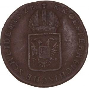 House of Habsburg - Franz I. (1792 -1835) 1/4 Kreuzer 1816 S