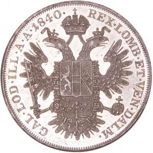 House of Habsburg - Ferdinand I. (1835-1848) 1/2 Thaler / Taler 1840 A