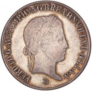 House of Habsburg - Ferdinand I. (1835-1848) 20 Kreuzer 1841 B