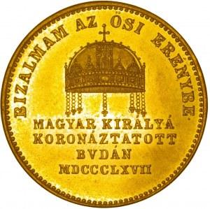 House of Habsburg - Franz Joseph I. (1848-1916) 1 ¾ Dukat / Ducat A Wien