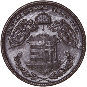 House of Habsburg - Franz Joseph I. (1848-1916) 4 Kreuzer 1868 KB