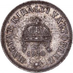 House of Habsburg - Karl I. (1916 -1918) 10 Filler 1920 KB