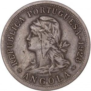 Angola – 1928 50 Centavos
