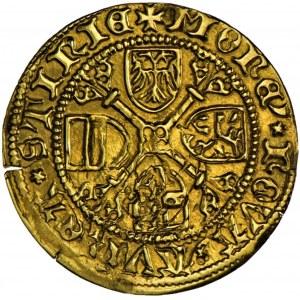 Austria - Friedrich III. 1439 – 1490 – Goldgulden Graz