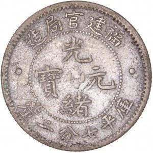 China Foo-Kien Province – Guangxu – 10 Fen