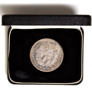 Cuba - Exile Issue silver Proof Souvenir Peso 1965
