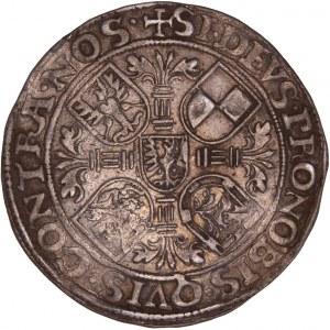 German States – Brandenburg Franken – Georg Friedrich Taler 1558