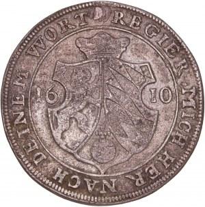 German States – Pfalz – Friedrich IV Taler 1610