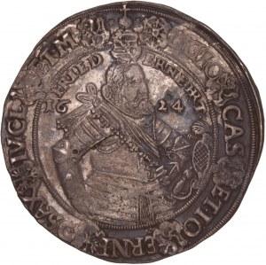 German States – Saxony - Johann Casimir und Johann Ernst, (1572-1633) Thaler / Taler 1624