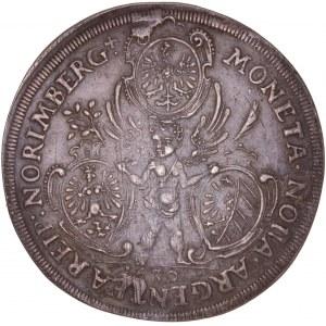 German States - Nürnberg Free City Taler 1630