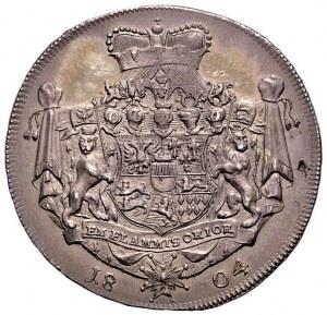 German States - 1/2 Konv.-Taler 1804 Wertheim