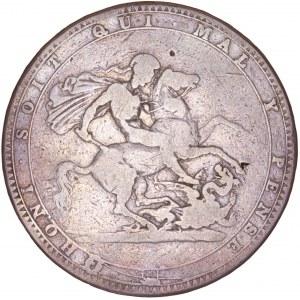 Great Britain – England - George III (1760-1820) Crown 1819