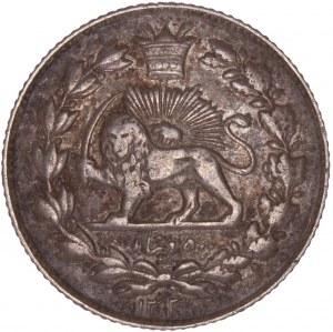 Iran - 500 Dīnār - Ahmad Qājār 1327-1330 (1909-1912)