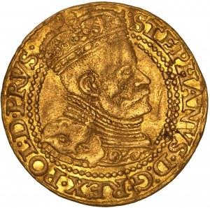 Poland – Stephan Bathory – Danzig / Gdansk Ducat - 1586