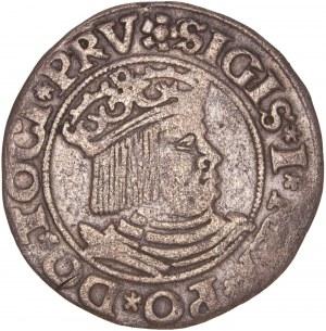 Poland – Sigismund – Danzig / Gdansk Groschen - 1531