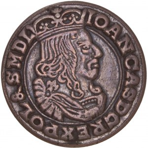 Poland – John II Casimir – 6 Groschen 1663 AT
