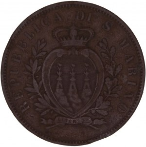 San Marino – 10 Centesimi 1894
