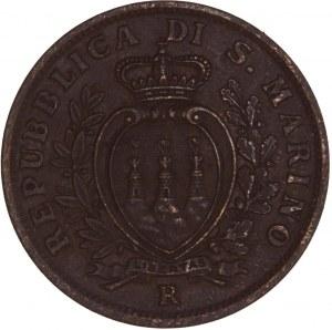 San Marino – 10 Centesimi 1935