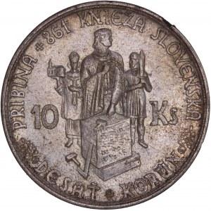 Slovakia – 10 Korun 1944