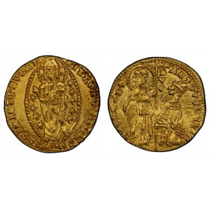 Italy - Venezia (Venice) - Antonio Veniero, 1382-1400 Ducato