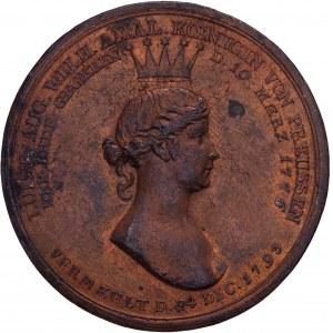 Preussen, Galvano der Medaille 1810