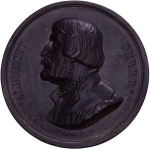 Berlin, Galvano der Medaille 1828, Albrecht Dürer