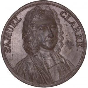 Grossbritannien, Galvano der Medaille o.J. (um 1720)