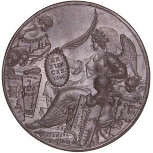 Venezia, Galvanoplastica della medaglia 1686