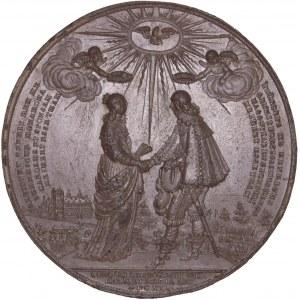 Niederlande, Galvano der Medaille 1641