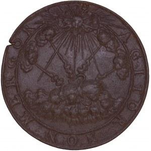 Polen, Galvano der Medaille o.J.
