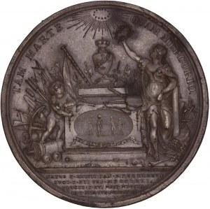 Sweden, Electrotype medal 1792