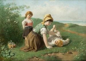 Hans Thoma (1839-1924), Letnie popołudnie