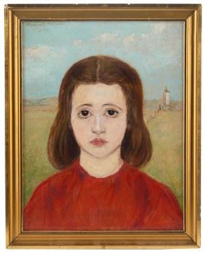 Wlastimil Hofman (1881 Praga - 1970 Szklarska Poręba), Aniołek z cyklu