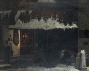 Wacław Koniuszko (1854-1900), Wieczorna zaduma, 1878 r.