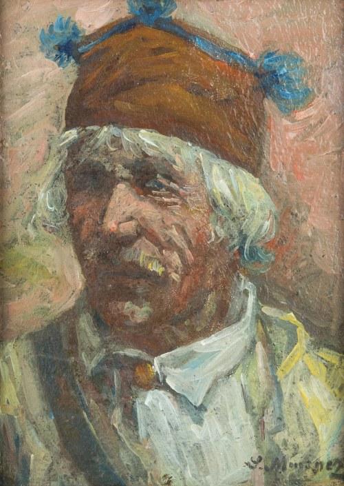 Salomon Maisner (Mejzner) (1886 Kalisz-1942 Łódź), Bartosz Głowacki