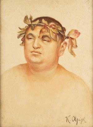 Jan Kazimierz Olpiński (1875 Lwów - 1936 tamże), Neron