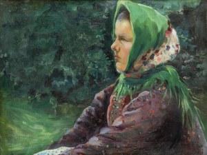 MN (I poł. XX w.), Dziewczyna w zielonej huście