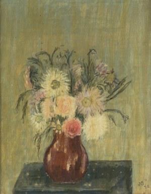 Dawid J. Kirszenbaum (1900-1954), Bukiet kwiatów