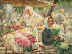 MN (I poł. XX w.), Kwiaciarki