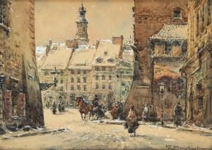 Władysław Chmieliński (1911 Warszawa – 1979 tamże), Rynek Sterego Miasta