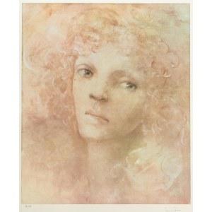 Leonor Fini (1908 Buenos Aires-1996 Saint Dye), Portret kobiety